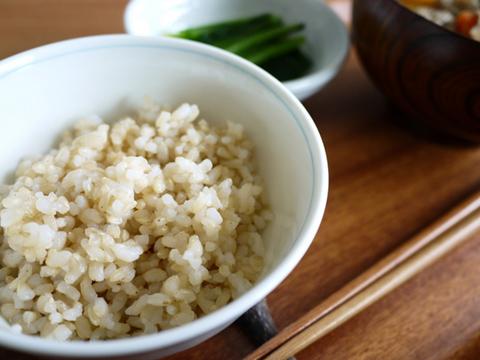 ヘルシーな玄米